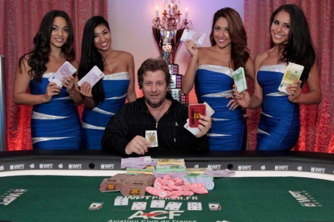 Matt Salsberg and the Royal Flush Girls