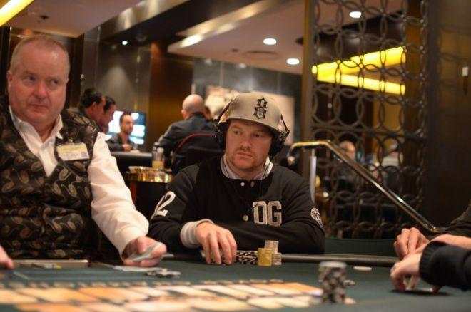 2012 PokerStars.net ANZPT Season 5 Melbourne Day 1b: Hockin Leads 0001