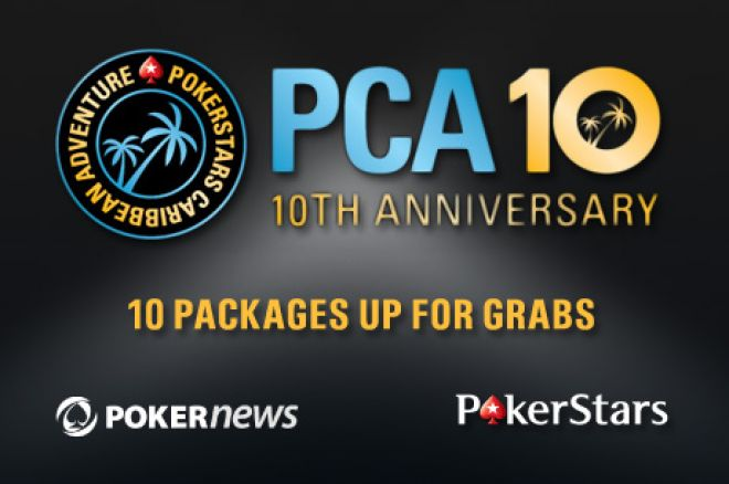 Qualify For The 2013 PCA; 10 Packages To Be Given Away Every Week! 0001