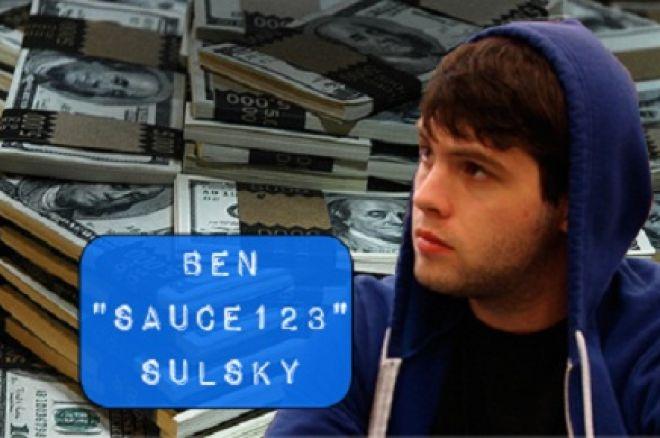 """Ben """"Sauce123"""" Sulsky"""