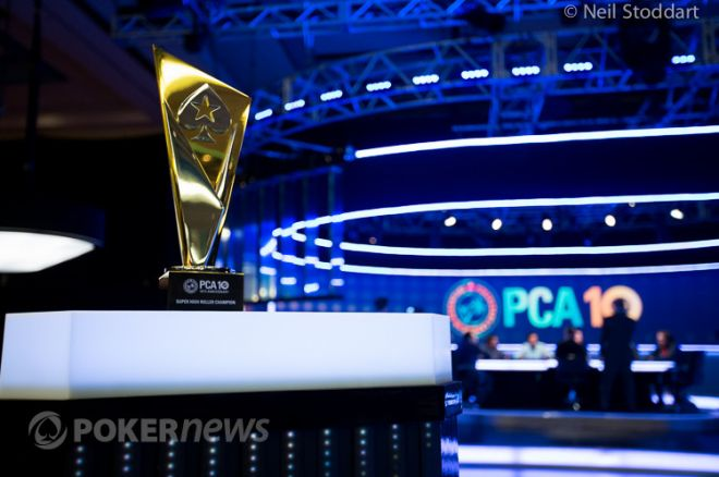 PCA $100K Trophy