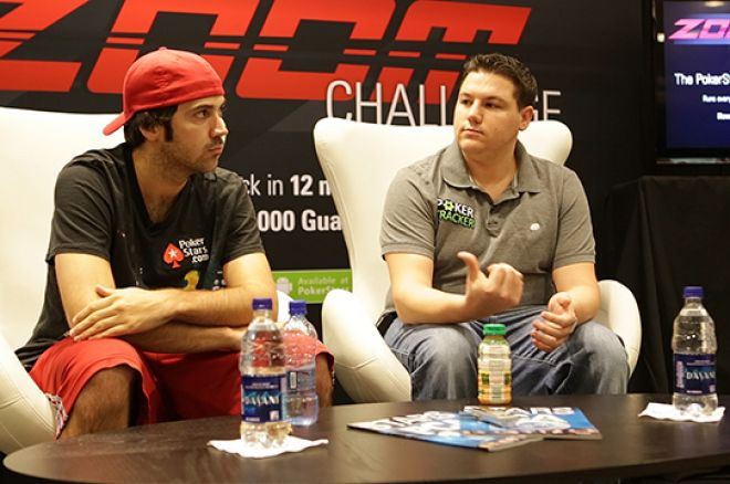 Jason Mercier and Shaun Deeb