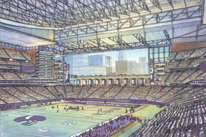 Inside Gaming: Funding for the Minnesota Vikings Stadium Falls Short, and More 0001