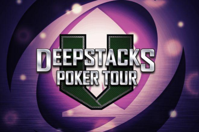 DeepStacks Poker Tour Mohegan Sun World Championship Set for November 18-25, 2013 0001