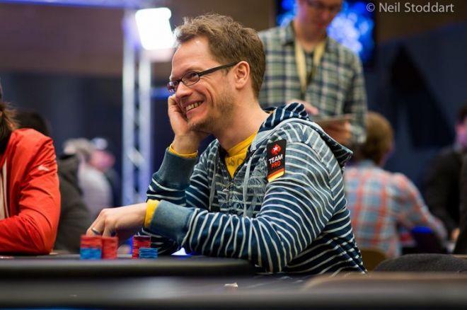Jan Heitmann, en Mallorca en un seminario de Poker 0001