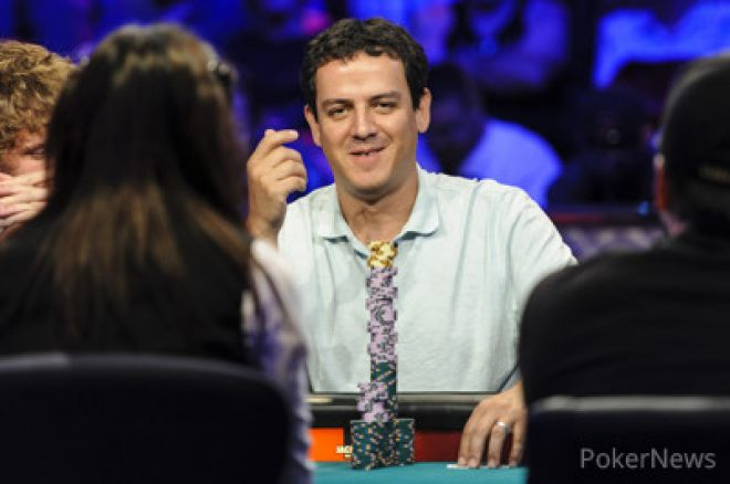 Tan lejos, tan cerca: Mortensen roza ser November Nine en el 2013 WSOP ME 0001