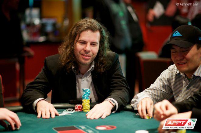 John lombardo poker