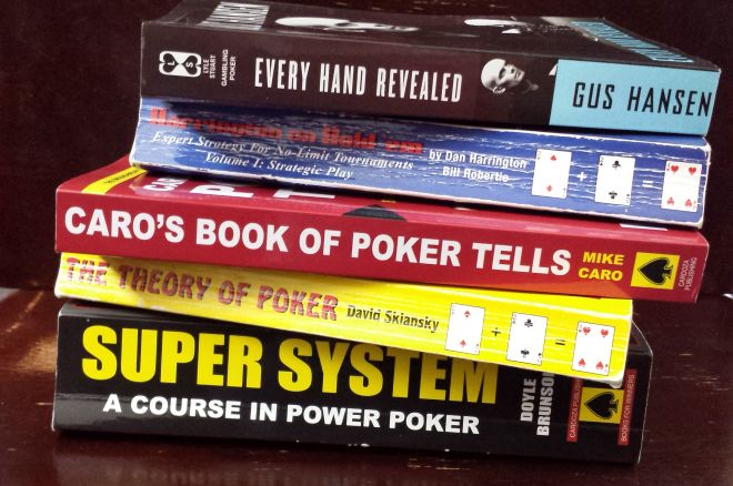 The 10 Most Important Poker Strategy Books Ever Written and Why They're Special 0001