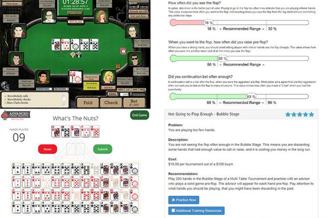 best poker training apps