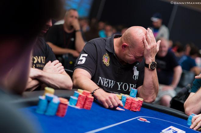 ace high flush poker game