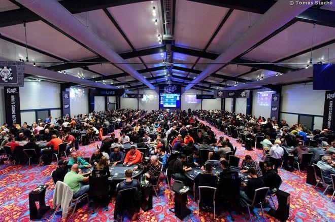 Live Poker in January