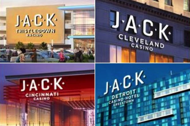 Rock Gaming rebranding as JACK Entertainment