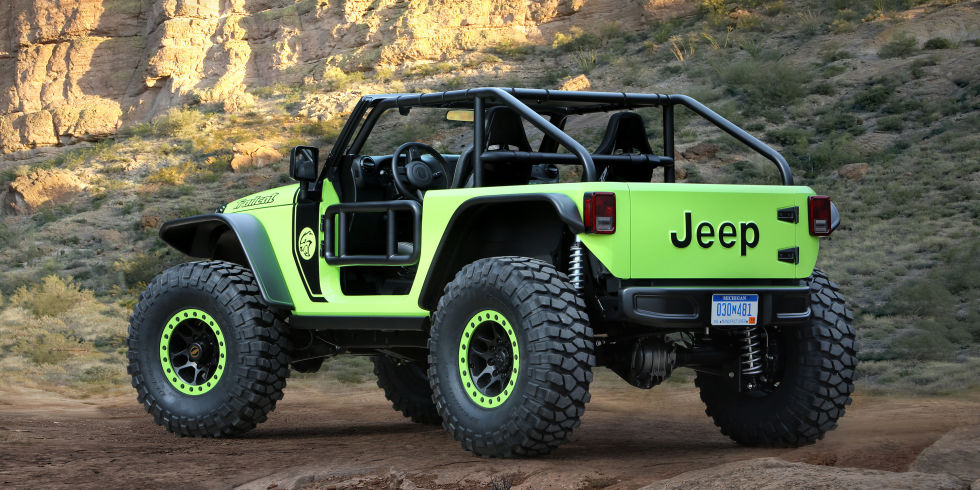 Here Is The Most Powerful Jeep Ever Created | StayStacked
