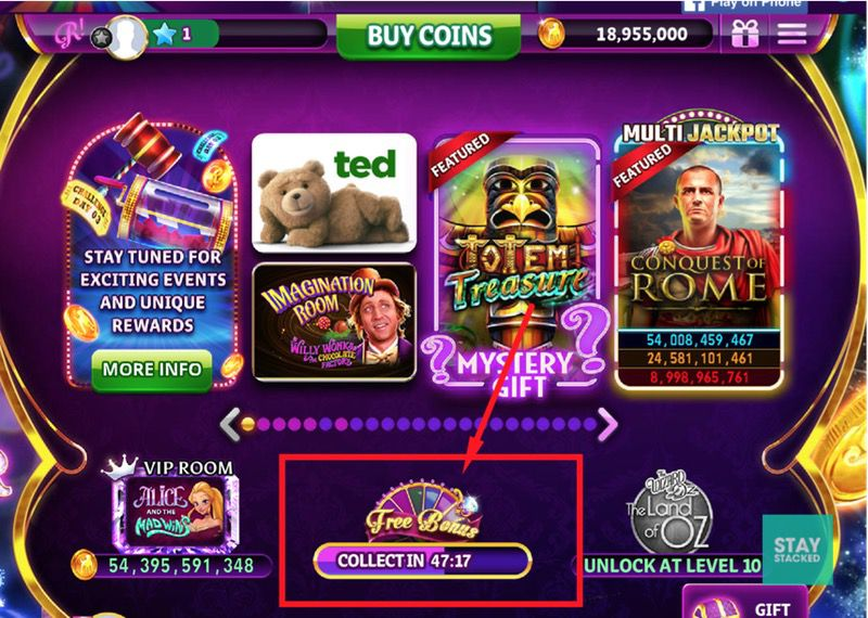free hit it rich coins