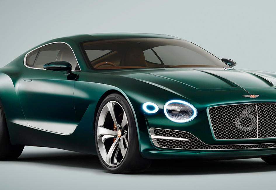 The Bentley Speed 6 Concept Car Might Be The Future Of Luxury Sports Cars |  StayStacked