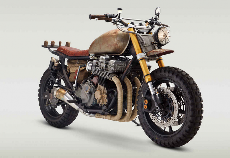 Outrun Zombies With This Walking Dead Motorcycle | StayStacked