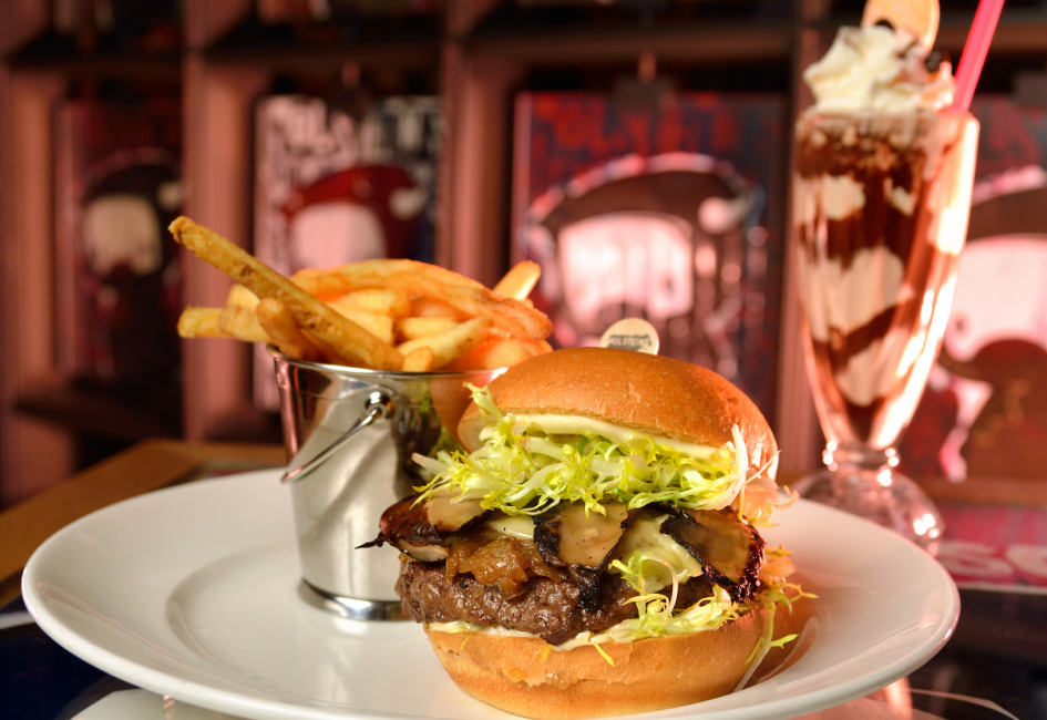 Best Of Las Vegas 5 Great Burger Joints On The Strip