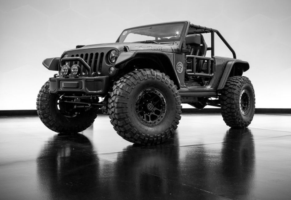 Here Is The Most Powerful Jeep Ever Created   StayStacked