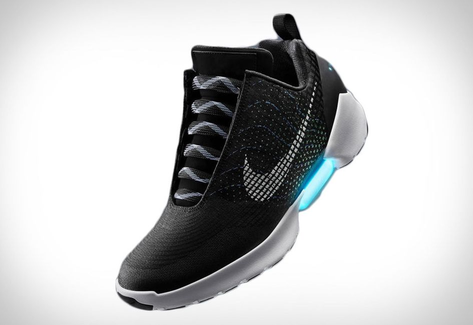 nike finally prepares to release self lacing shoes