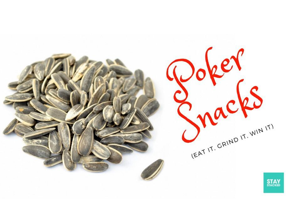 Poker Snacks