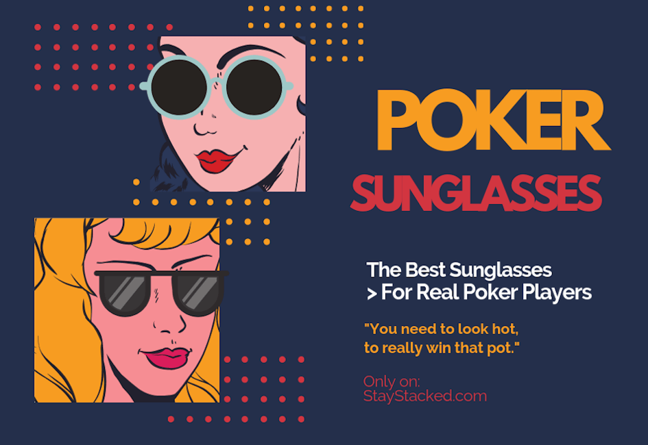 Poker Sunglasses