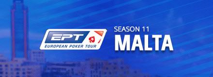 European Poker Tour Malta