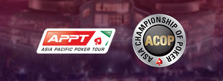 Asia Pacific Poker Tour ACOP