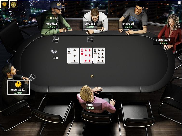 Le poker en ligne comme poker.bwin.be...