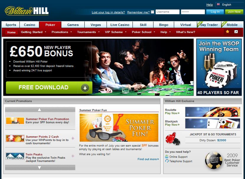 Партнерская William Программа Hill Регистрация всегда