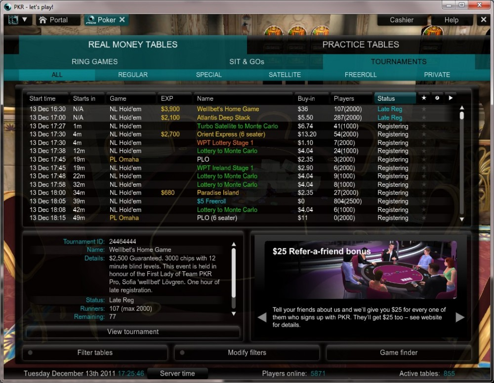 Poker pkr download mac