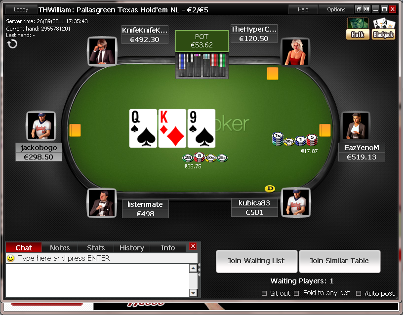 Titan poker download gratis