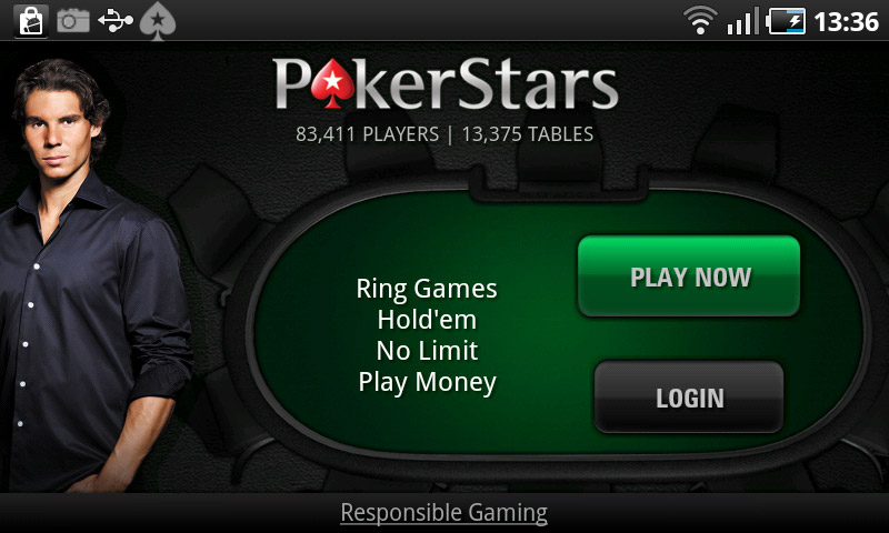 pokerstars real