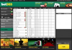 Bet365 Poker Lobby