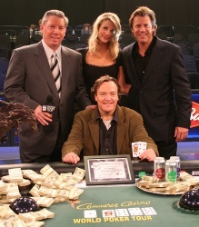 Eric Hershler - 2007 L.A. Poker Classic Champion (Photo Credit: BJ Nemeth)