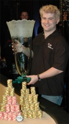 Gavin Griffin - 2007 EPT Grand Finale Champion