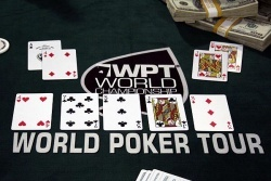 The Final Hand of the 2007 WPT World Championship