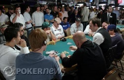 The Final 10-Handed Table