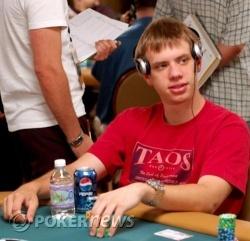 Jason Strasser on Day 1
