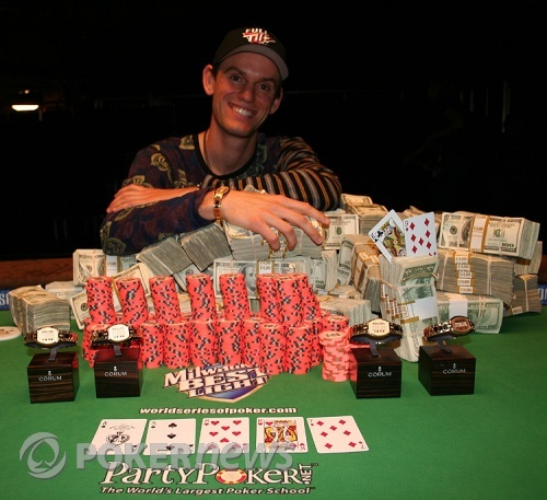 Allen Cunningham Wins Event #13 ($5,000 Pot-Limit Hold'em)