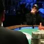 Allen Cunningham heads-up in Event #13 ($5,000 Pot-Limit Hold'em)