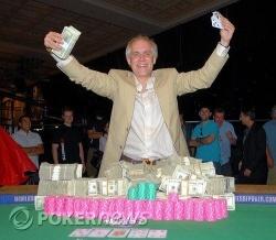 Burt Boutin - Event #7 Bracelet Winner