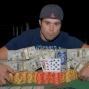Scott Clements, Winner Event #23 Pot Limit Omaha