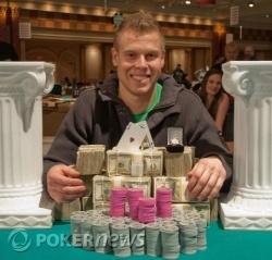 Samuel Chartier - Champion!