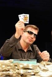 Cornel Andrew Cimpan, Champion of the 2009 L.A. Poker Classic Main Event