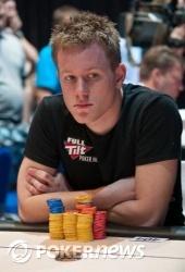 Dag Mikkelsen chip leader di giornata e del tavolo finale