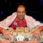 Vitaly Lunkin, $40,000 buy-in NLHE Event #2 Champion