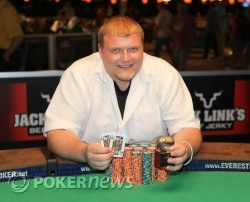 Keven Stammen -- Event No. 13 Champion