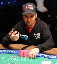Daniel Negreanu - 4th Place
