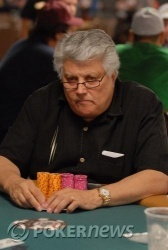 Day 2 Chip Leader Vince Musso