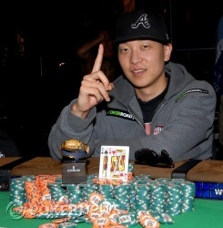 Steve Sung - Winner Of Event 4